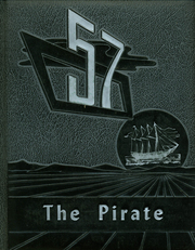 Perrin High School - Pirate Yearbook (Perrin, TX) online yearbook collection, 1957 Edition, Page 1