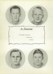 Page 6, 1957 Edition, Perrin High School - Pirate Yearbook (Perrin, TX) online yearbook collection
