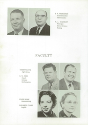 Page 12, 1958 Edition, Perrin High School - Pirate Yearbook (Perrin, TX) online yearbook collection