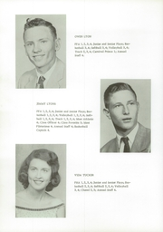 Page 20, 1958 Edition, Perrin High School - Pirate Yearbook (Perrin, TX) online yearbook collection