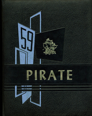 Perrin High School - Pirate Yearbook (Perrin, TX) online yearbook collection, 1959 Edition, Page 1