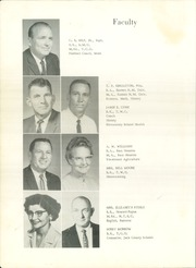 Page 14, 1962 Edition, Perrin High School - Pirate Yearbook (Perrin, TX) online yearbook collection