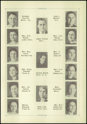 Page 17, 1939 Edition, Celeste High School - Blue Devil Yearbook (Celeste, TX) online yearbook collection