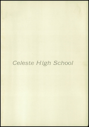 Page 5, 1939 Edition, Celeste High School - Blue Devil Yearbook (Celeste, TX) online yearbook collection