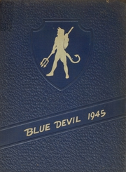1945 Edition, Celeste High School - Blue Devil Yearbook (Celeste, TX)