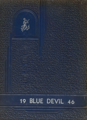 1946 Edition, Celeste High School - Blue Devil Yearbook (Celeste, TX)