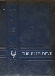 1947 Edition, Celeste High School - Blue Devil Yearbook (Celeste, TX)