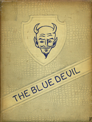 1948 Edition, Celeste High School - Blue Devil Yearbook (Celeste, TX)