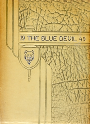 1949 Edition, Celeste High School - Blue Devil Yearbook (Celeste, TX)