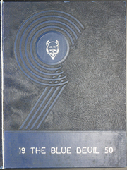 1950 Edition, Celeste High School - Blue Devil Yearbook (Celeste, TX)