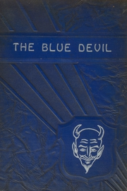 1951 Edition, Celeste High School - Blue Devil Yearbook (Celeste, TX)