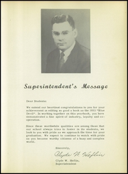 Page 17, 1953 Edition, Celeste High School - Blue Devil Yearbook (Celeste, TX) online yearbook collection