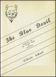 Page 7, 1953 Edition, Celeste High School - Blue Devil Yearbook (Celeste, TX) online yearbook collection