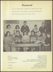 Page 9, 1953 Edition, Celeste High School - Blue Devil Yearbook (Celeste, TX) online yearbook collection