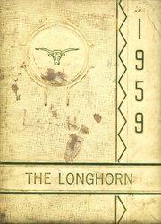 1959 Edition, Hart High School - Longhorn Yearbook (Hart, TX)
