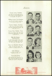 Page 17, 1944 Edition, Roby High School - Tumbleweed Yearbook (Roby, TX) online yearbook collection