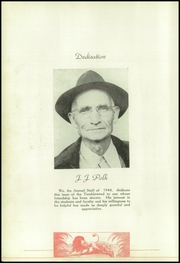 Page 8, 1944 Edition, Roby High School - Tumbleweed Yearbook (Roby, TX) online yearbook collection