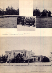 Page 10, 1950 Edition, Roby High School - Tumbleweed Yearbook (Roby, TX) online yearbook collection