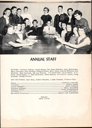 Page 7, 1956 Edition, Roby High School - Tumbleweed Yearbook (Roby, TX) online yearbook collection