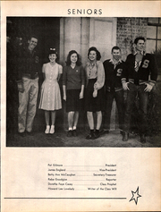 Page 13, 1947 Edition, Santa Anna High School - Mountaineer Yearbook (Santa Anna, TX) online yearbook collection