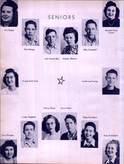 Page 14, 1947 Edition, Santa Anna High School - Mountaineer Yearbook (Santa Anna, TX) online yearbook collection