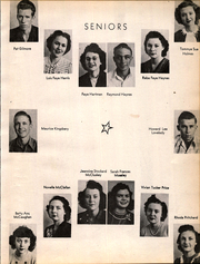 Page 15, 1947 Edition, Santa Anna High School - Mountaineer Yearbook (Santa Anna, TX) online yearbook collection