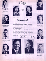 Page 8, 1947 Edition, Santa Anna High School - Mountaineer Yearbook (Santa Anna, TX) online yearbook collection