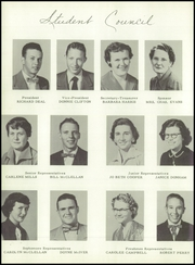Page 10, 1955 Edition, Santa Anna High School - Mountaineer Yearbook (Santa Anna, TX) online yearbook collection