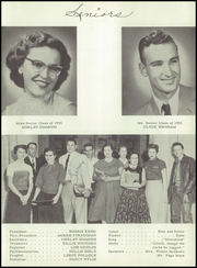 Page 11, 1955 Edition, Santa Anna High School - Mountaineer Yearbook (Santa Anna, TX) online yearbook collection