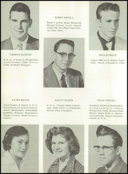 Page 12, 1955 Edition, Santa Anna High School - Mountaineer Yearbook (Santa Anna, TX) online yearbook collection