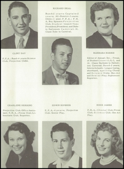 Page 13, 1955 Edition, Santa Anna High School - Mountaineer Yearbook (Santa Anna, TX) online yearbook collection