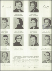 Page 9, 1955 Edition, Santa Anna High School - Mountaineer Yearbook (Santa Anna, TX) online yearbook collection