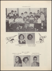 Page 12, 1949 Edition, Agua Dulce High School - Longhorn Yearbook (Agua Dulce, TX) online yearbook collection
