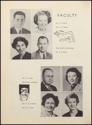 Page 14, 1949 Edition, Agua Dulce High School - Longhorn Yearbook (Agua Dulce, TX) online yearbook collection