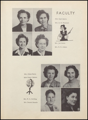 Page 15, 1949 Edition, Agua Dulce High School - Longhorn Yearbook (Agua Dulce, TX) online yearbook collection
