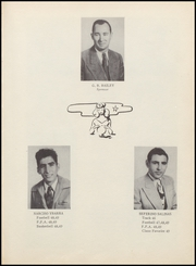 Agua Dulce High School - Longhorn Yearbook (Agua Dulce, TX) online yearbook collection, 1949 Edition, Page 19