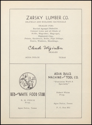 Agua Dulce High School - Longhorn Yearbook (Agua Dulce, TX) online yearbook collection, 1949 Edition, Page 71