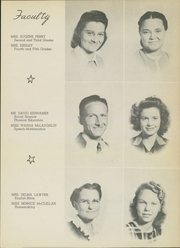 Page 15, 1947 Edition, Abilene Chrisitian High School - Cactus Yearbook (Abilene, TX) online yearbook collection