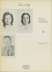 Page 16, 1947 Edition, Abilene Chrisitian High School - Cactus Yearbook (Abilene, TX) online yearbook collection