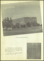 Page 10, 1949 Edition, Abilene Chrisitian High School - Cactus Yearbook (Abilene, TX) online yearbook collection