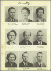 Page 14, 1949 Edition, Abilene Chrisitian High School - Cactus Yearbook (Abilene, TX) online yearbook collection