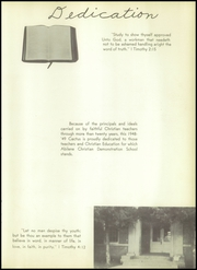 Page 9, 1949 Edition, Abilene Chrisitian High School - Cactus Yearbook (Abilene, TX) online yearbook collection