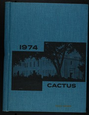 Abilene Chrisitian High School - Cactus Yearbook (Abilene, TX) online yearbook collection, 1974 Edition, Page 1
