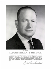 Page 12, 1964 Edition, James Bowie High School - Pirate Yearbook (Simms, TX) online yearbook collection