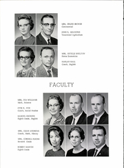 Page 14, 1964 Edition, James Bowie High School - Pirate Yearbook (Simms, TX) online yearbook collection