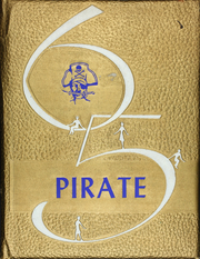 1965 Edition, James Bowie High School - Pirate Yearbook (Simms, TX)