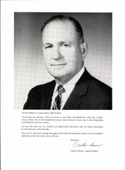 Page 12, 1965 Edition, James Bowie High School - Pirate Yearbook (Simms, TX) online yearbook collection