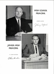 Page 13, 1965 Edition, James Bowie High School - Pirate Yearbook (Simms, TX) online yearbook collection