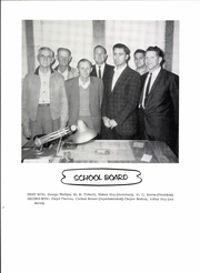 Page 16, 1965 Edition, James Bowie High School - Pirate Yearbook (Simms, TX) online yearbook collection