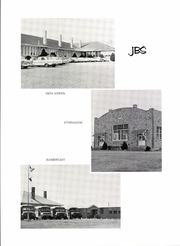 Page 8, 1965 Edition, James Bowie High School - Pirate Yearbook (Simms, TX) online yearbook collection